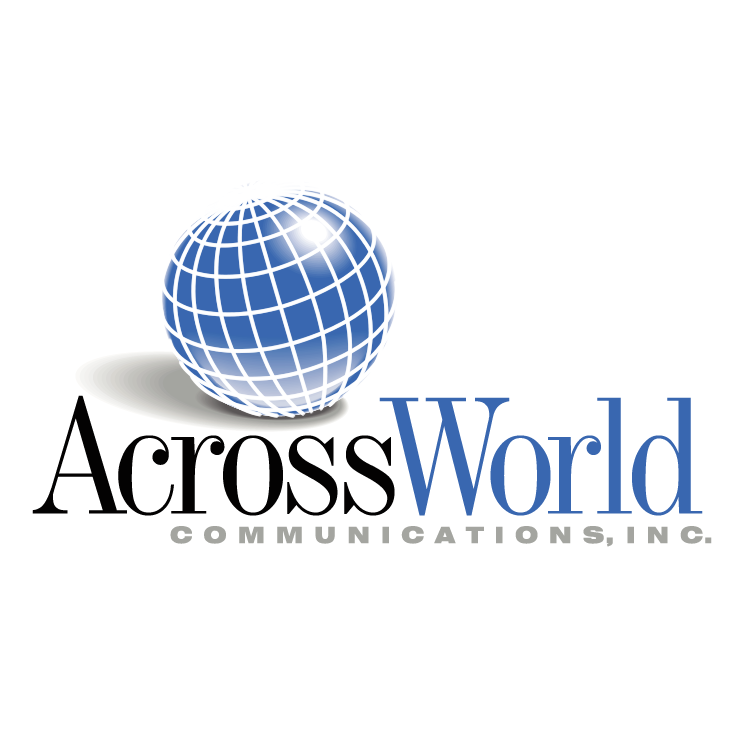 free vector Acrossworld communications