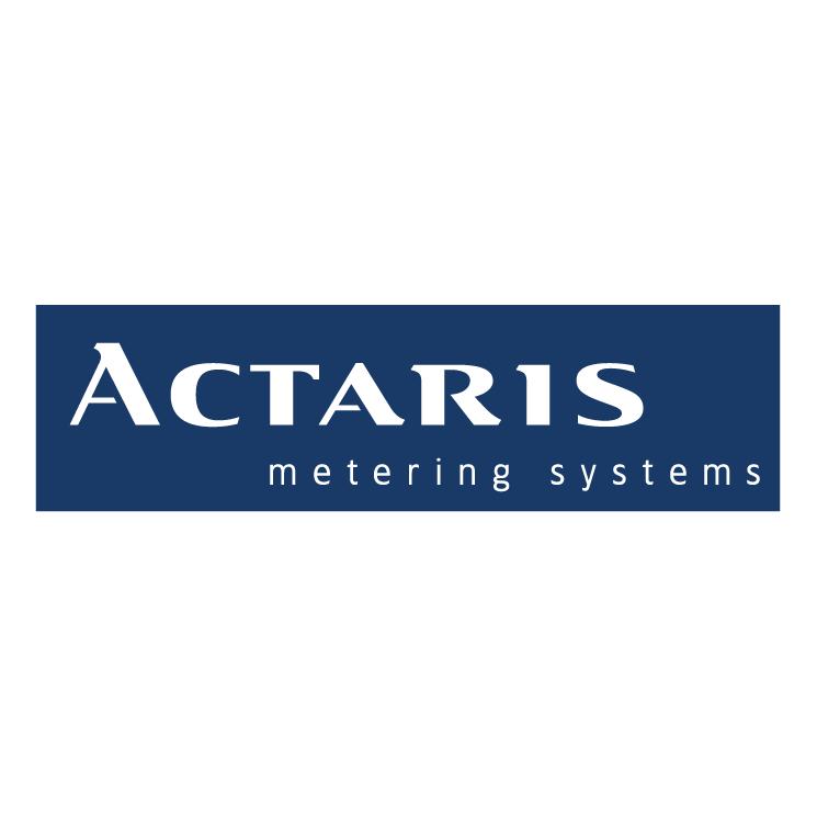 free vector Actaris metering systems