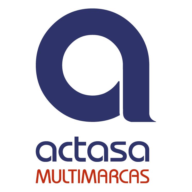 free vector Actasa multimarcas