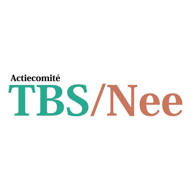 free vector Actiecomite tbs nee