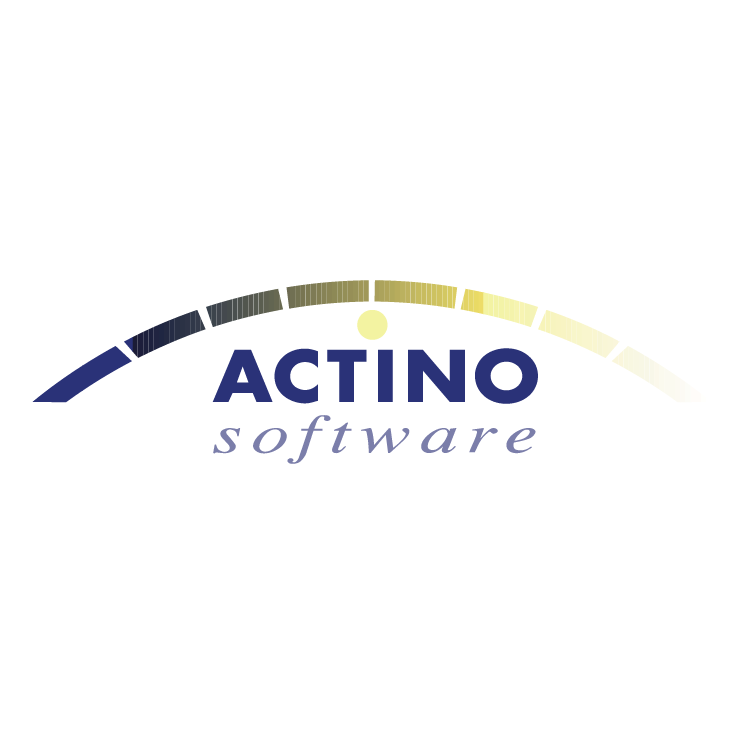 free vector Actino software