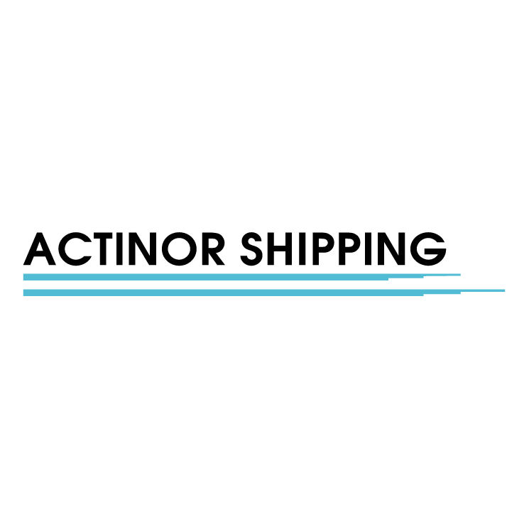 free vector Actinor shipping