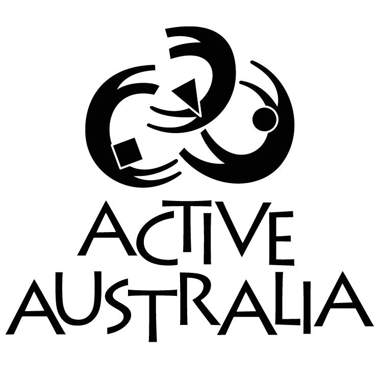 free vector Active australia 0