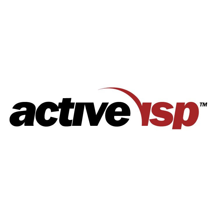 free vector Active isp