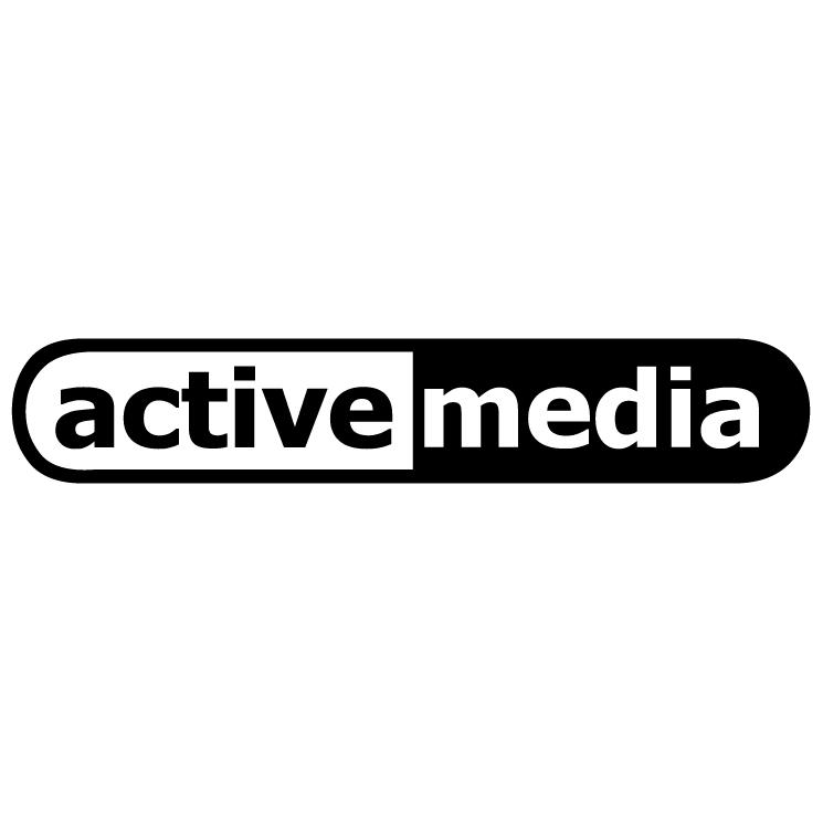 free vector Active media 0