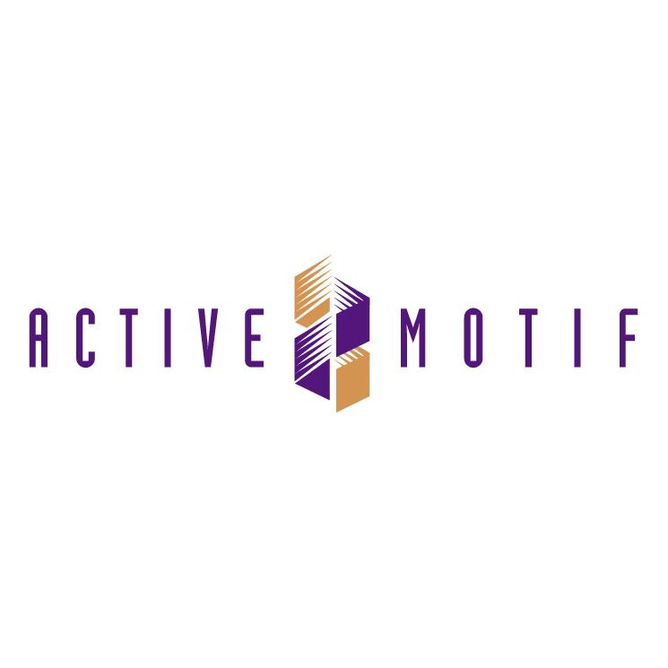 free vector Active motif