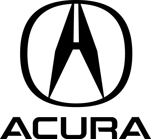 free vector Acura logo2