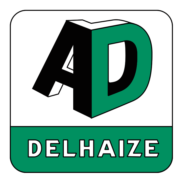 free vector Ad delhaize