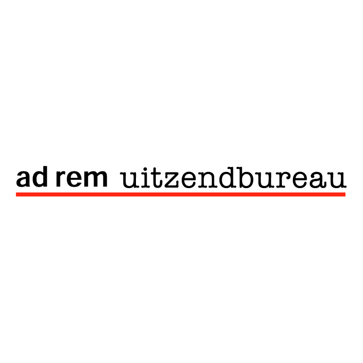 free vector Ad rem uitzendbureau