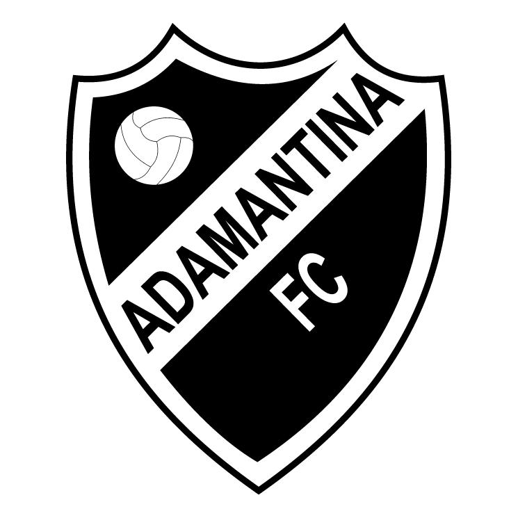 free vector Adamantina futebol clube de adamantina sp