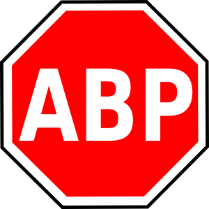 free vector Adblockplus Icon clip art