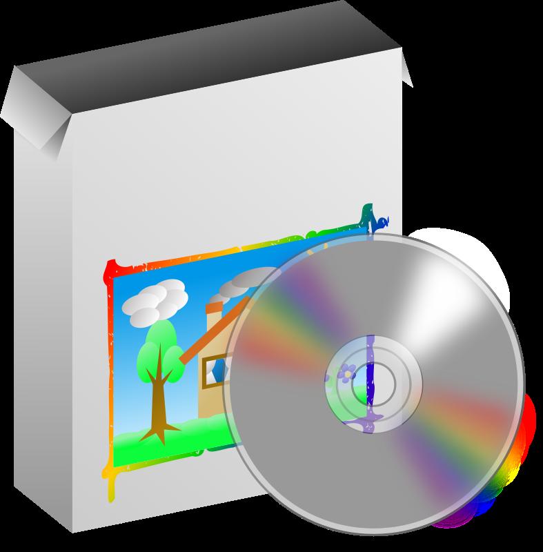 free vector Add/Remove Programs icon