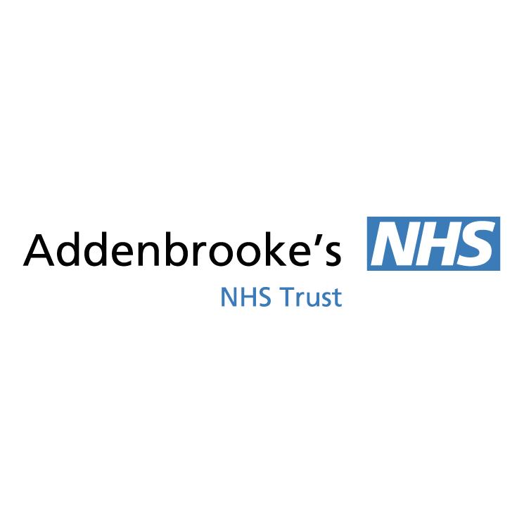 free vector Addenbrookes nhs