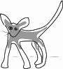 free vector Addon Kitten clip art
