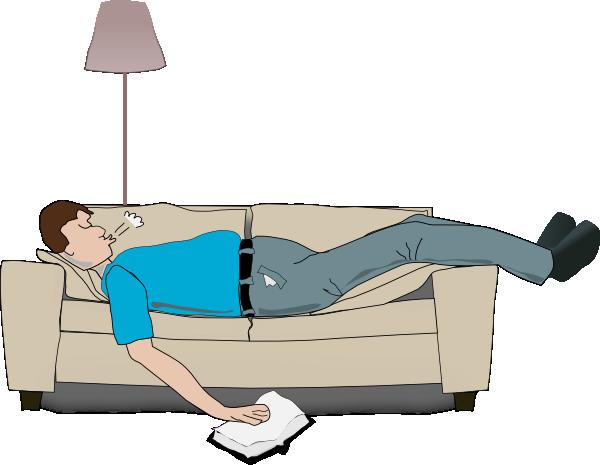 free vector Addon Sleeping clip art
