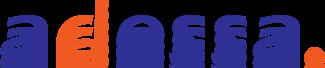 free vector Adessa shops logo