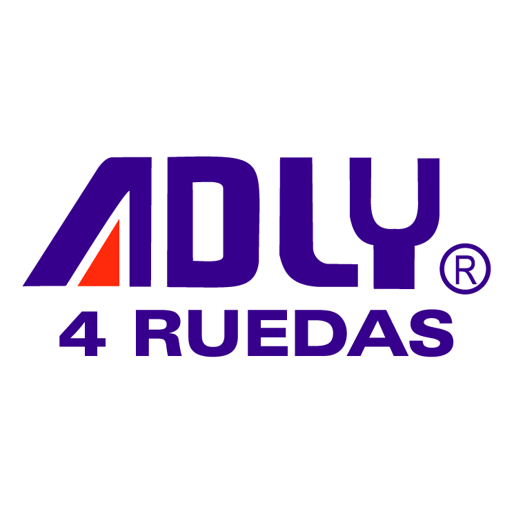 free vector Adly 4 ruedas