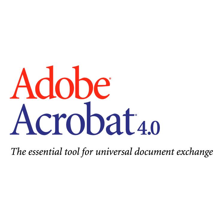free vector Adobe acrobat 0