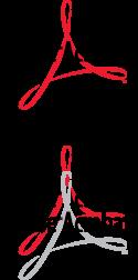 free vector Adobe Acrobat logos