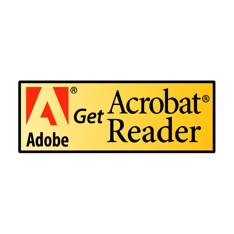 free vector Adobe acrobat reader