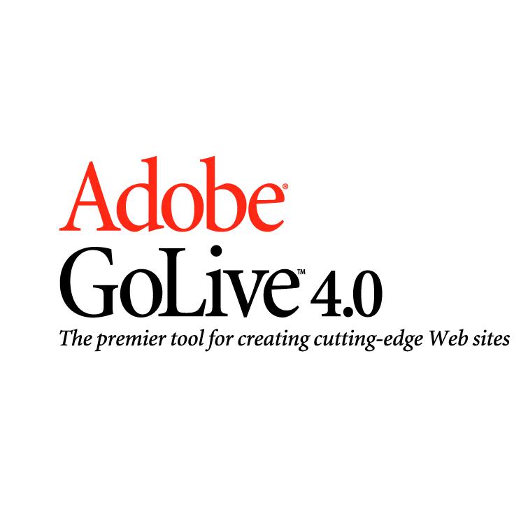 free vector Adobe golive