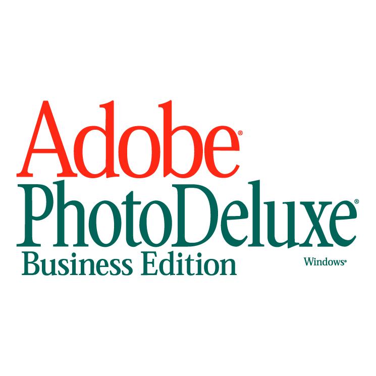 free vector Adobe photodeluxe 0