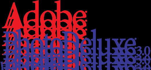 free vector Adobe PhotoDeluxe logo2