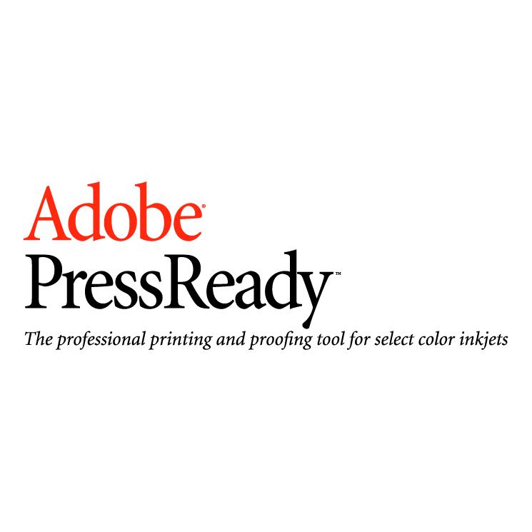 free vector Adobe pressready