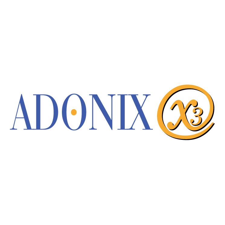 free vector Adonix x3