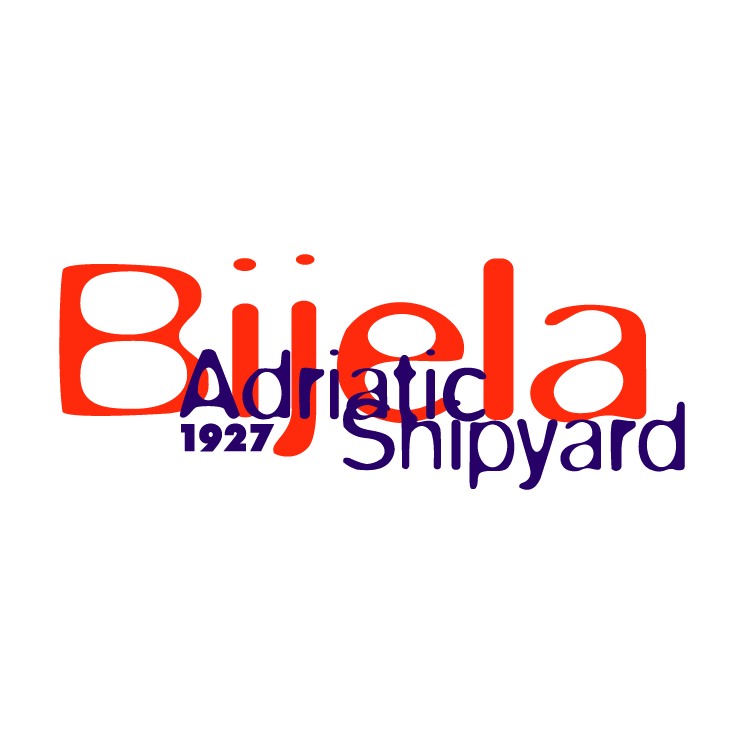 free vector Adriatic shipyard bijela