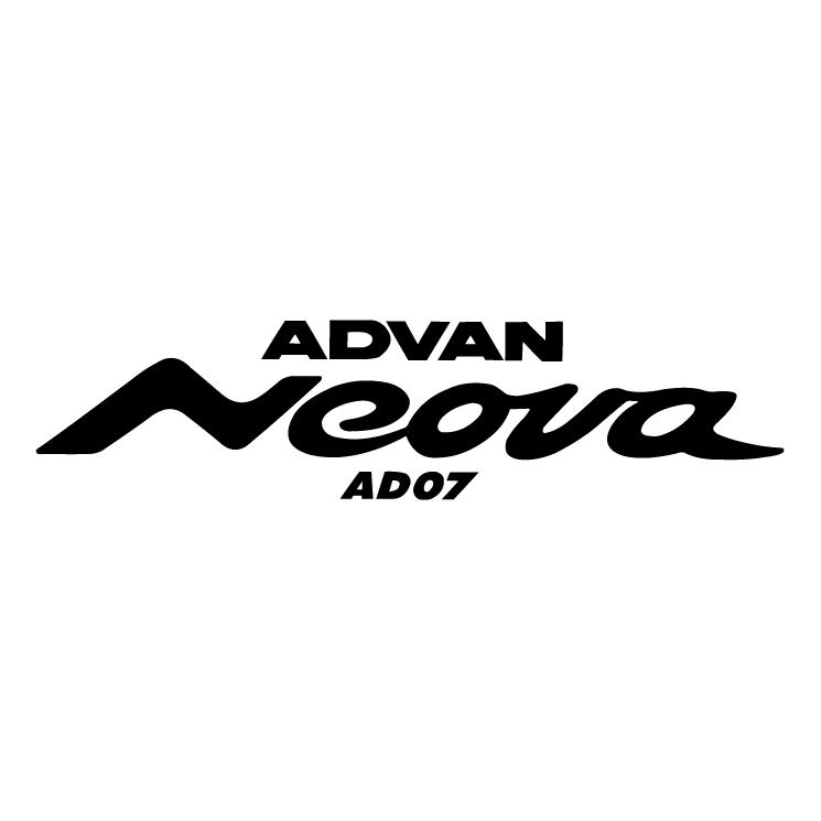 free vector Advan neova