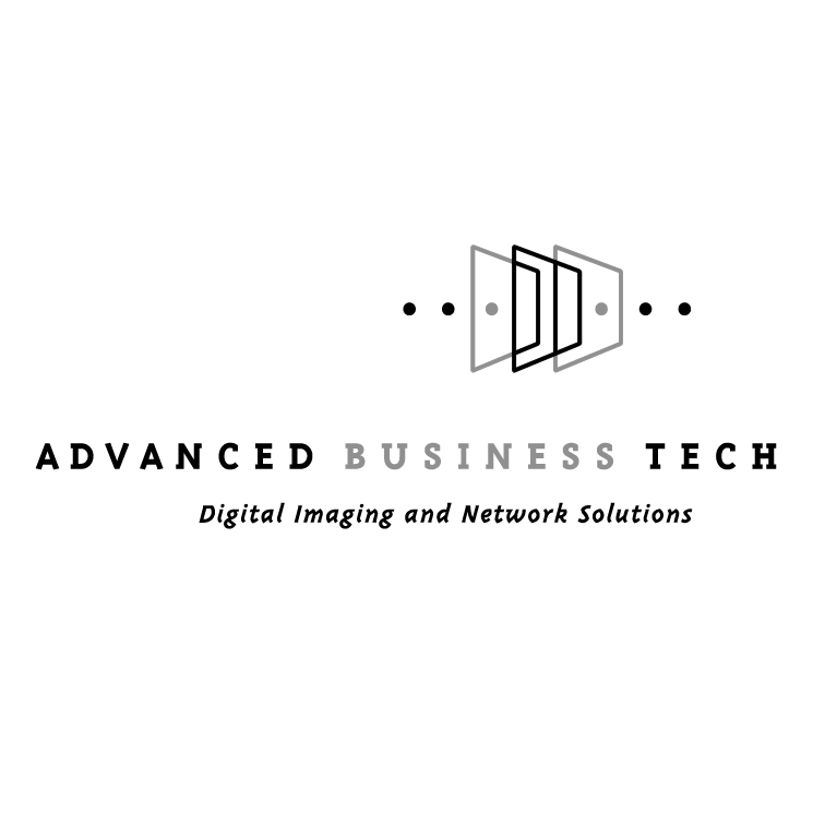 free vector Advanced business tech
