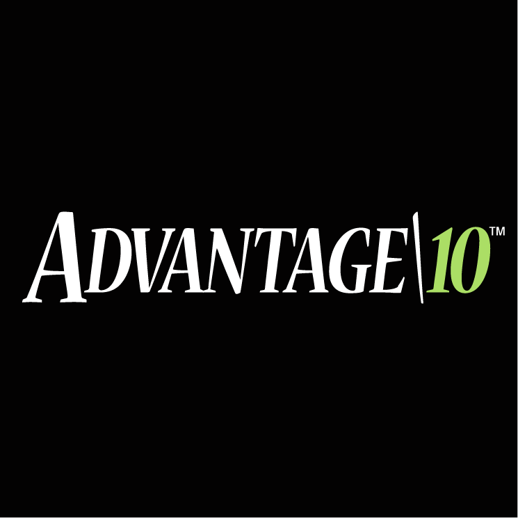 free vector Advantage 10