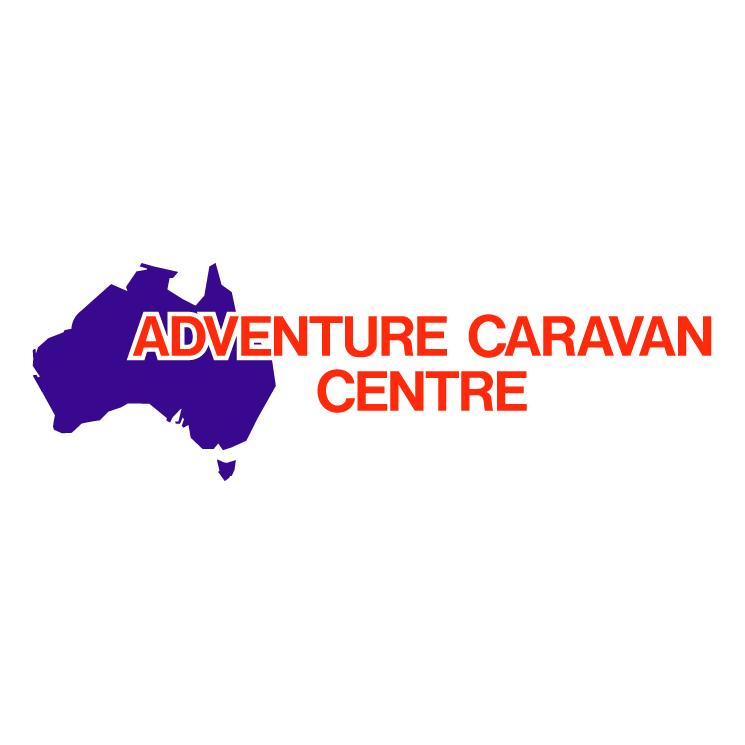 free vector Adventure caravan centre