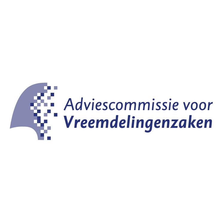 free vector Adviescommissie voor vreemdelingenzaken 0