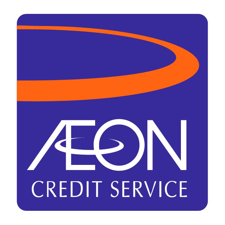 free vector Aeon credit service 0