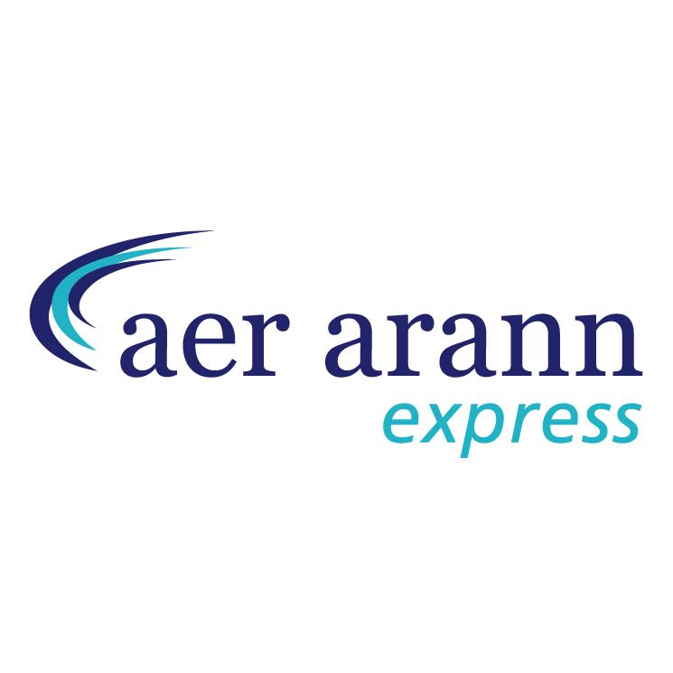 free vector Aer arann express