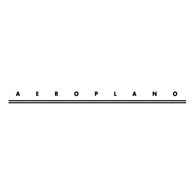 free vector Aeroplano