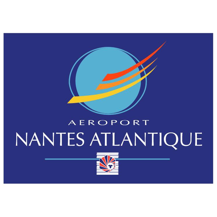 free vector Aeroport nantes atlantique