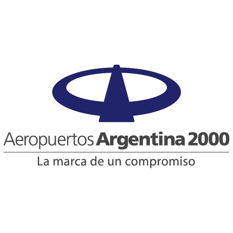 free vector Aeropuertos argentina 2000 0