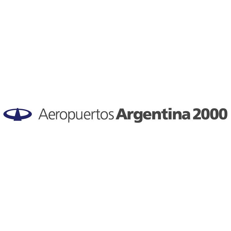 free vector Aeropuertos argentina 2000