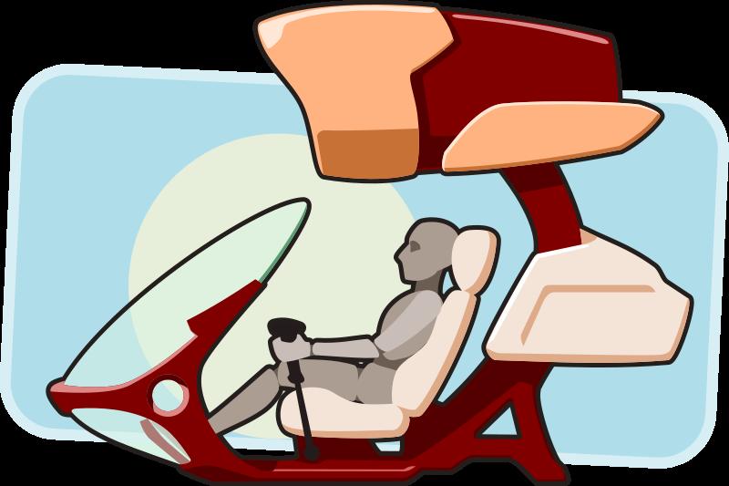 free vector Aeroscooter