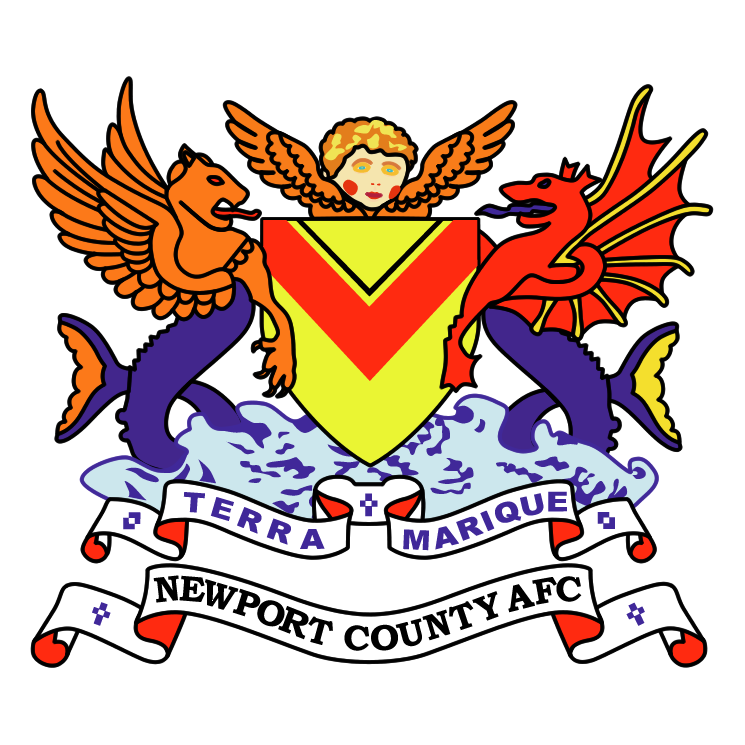 free vector Afc newport county