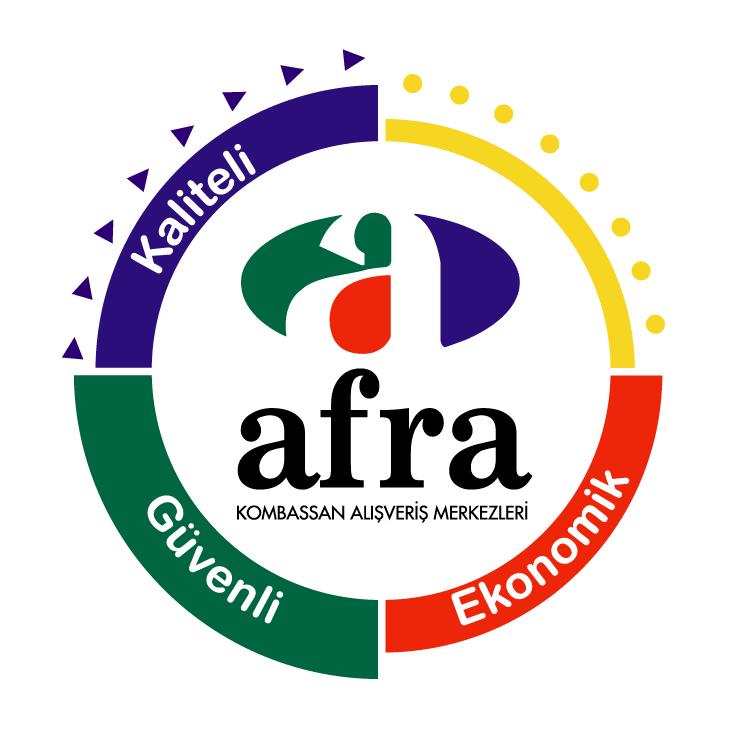 free vector Afra club card