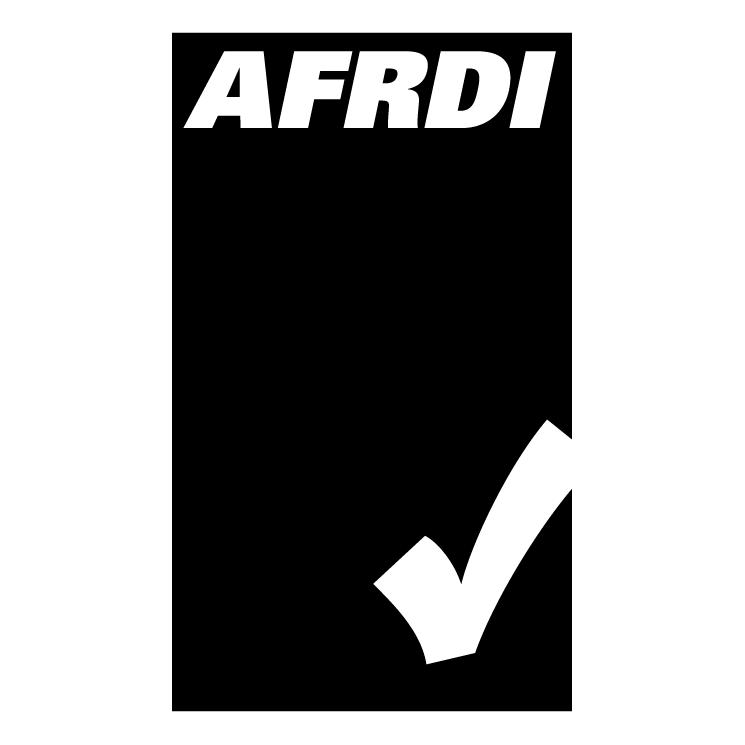 free vector Afrdi