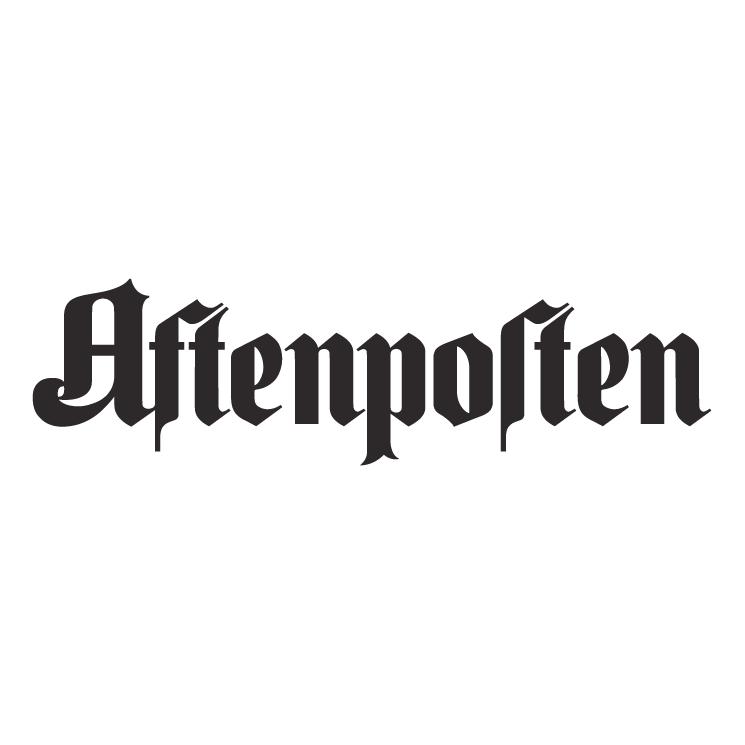 free vector Aftenposten
