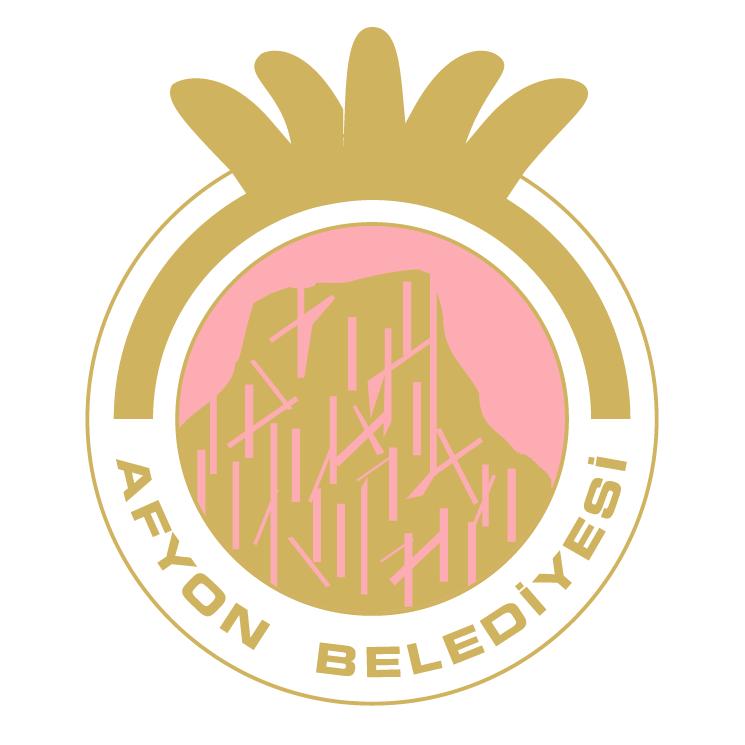 free vector Afyon belediyesi