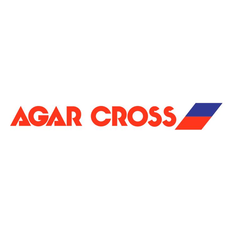 free vector Agar cross