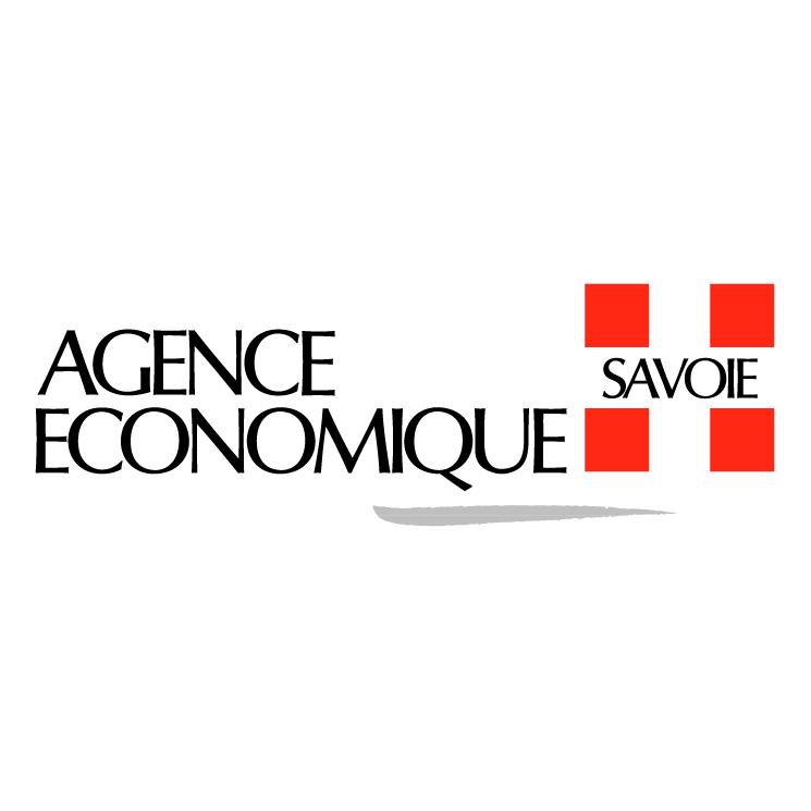 free vector Agence economique savoie