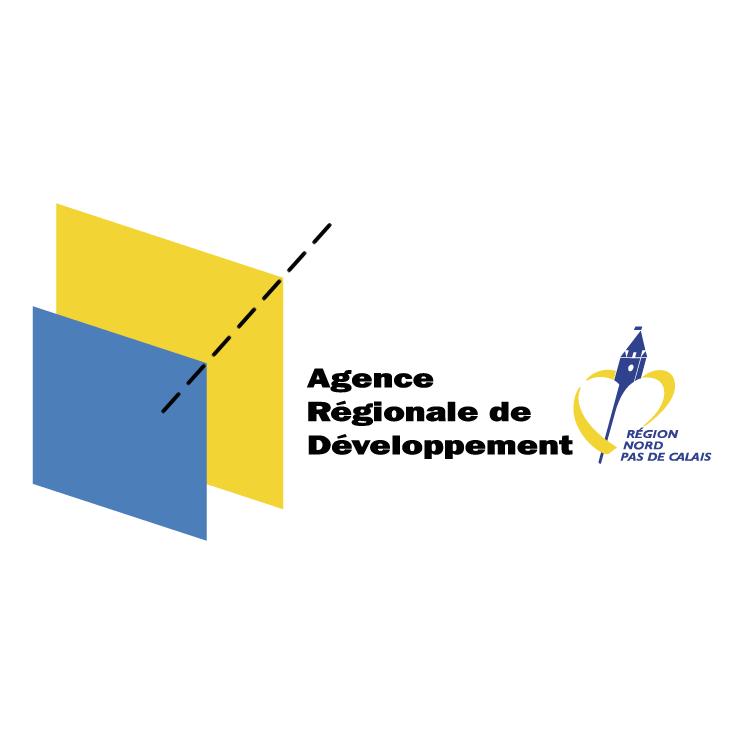 free vector Agence regionale de developpement